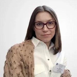 Краузе Елена Николаевна