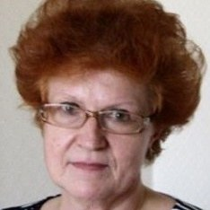 Хомякова Ирина Семёновна